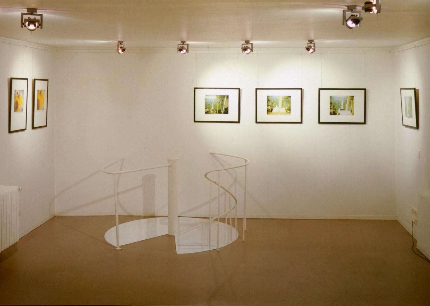 Schirmer-Mosel Galerie Raum oben